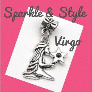 ✨ Virgo zodiac bracelet charm ✨